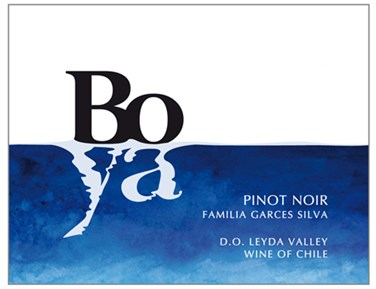 Pinot Noir 2017 Label