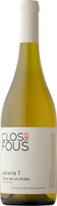 Chardonnay, Locura 1 2012 Bottle Shot