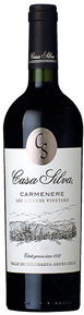 Carmenere, Los Lingues Vineyard 2015 Bottle Shot