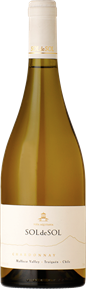 Chardonnay 2014 Bottle Shot