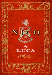 Nico by Luca 2014 Label