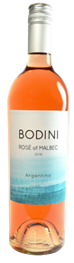 Rosé of Malbec 2016 Bottle Shot
