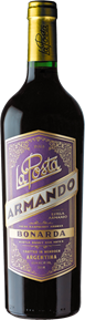 Armando Bonarda 2015 Bottle Shot