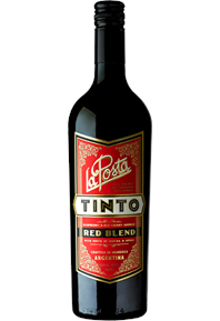 Tinto Red Blend 2018 Bottle Shot