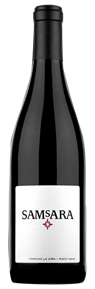 Pinot Noir Rancho La Vina Vyd 2012 Bottle Shot