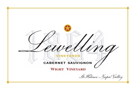 Cabernet Sauvignon Wight Vyd 2012 Label