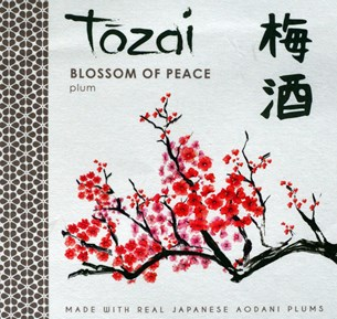 Blossom of Peace Label