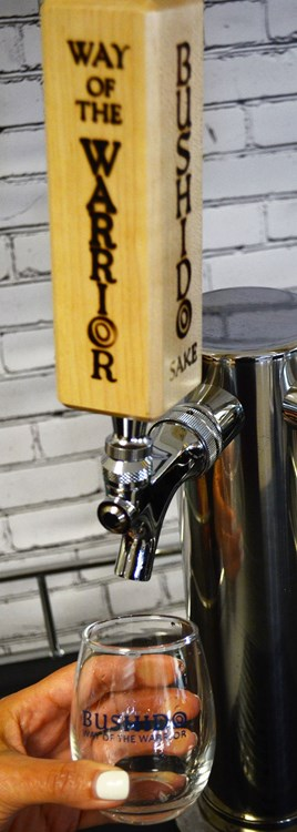Way of the Warrior On Tap
