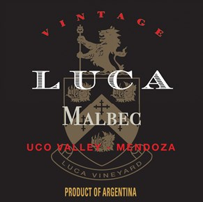 Malbec 2014 Label