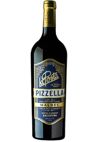 Pizzella Malbec 2016 Bottle Shot