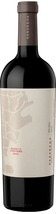 Single Vineyard Naoki's Malbec 2013