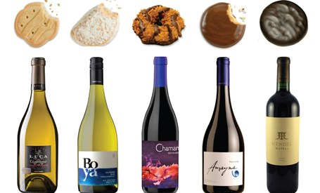 Wine Pairings For Your Favorite Girl Scout Cookies