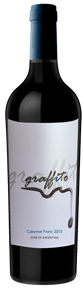 Cabernet Franc 2015 Bottle Shot