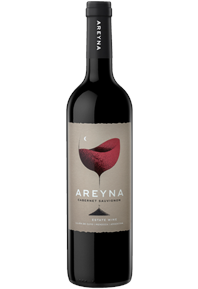 Areyna Cabernet Sauvignon 2017 Bottle Shot