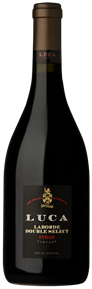 Laborde Double  Select Syrah 2014 Bottle Shot