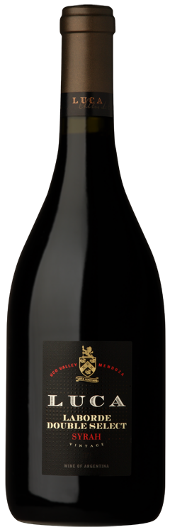 Laborde Double  Select Syrah 2014