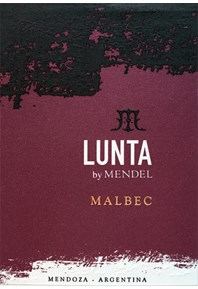 Malbec 2016 Label