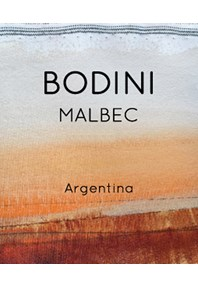 Malbec 2017 Label