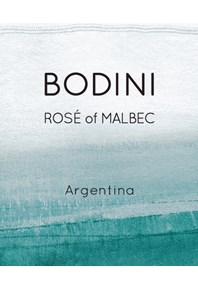 Rosé of Malbec 2018 Label
