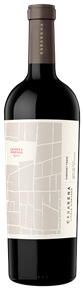 Single Vineyard Lauren's Cabernet Franc 2017 Bottle Shot