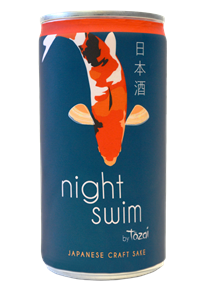 Night Swim Can Bottle Shot