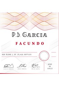 Facundo 2014 Label
