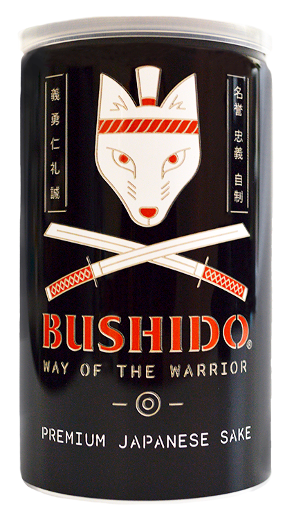 Way of the Warrior Sake Can