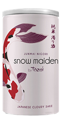 Snow Maiden Can