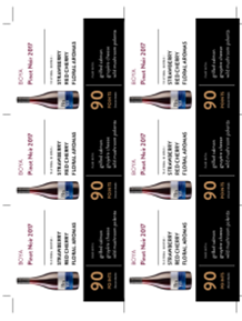 Pinot Noir 2017 Shelf Talker